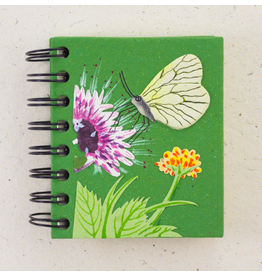 Small Notebook,  Butterfly, Sri Lanka