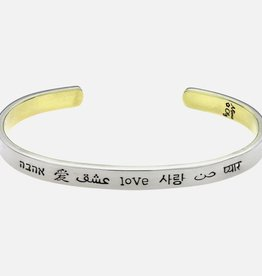Stackable Cuffs,LOVE IN MANY LANGUAGES