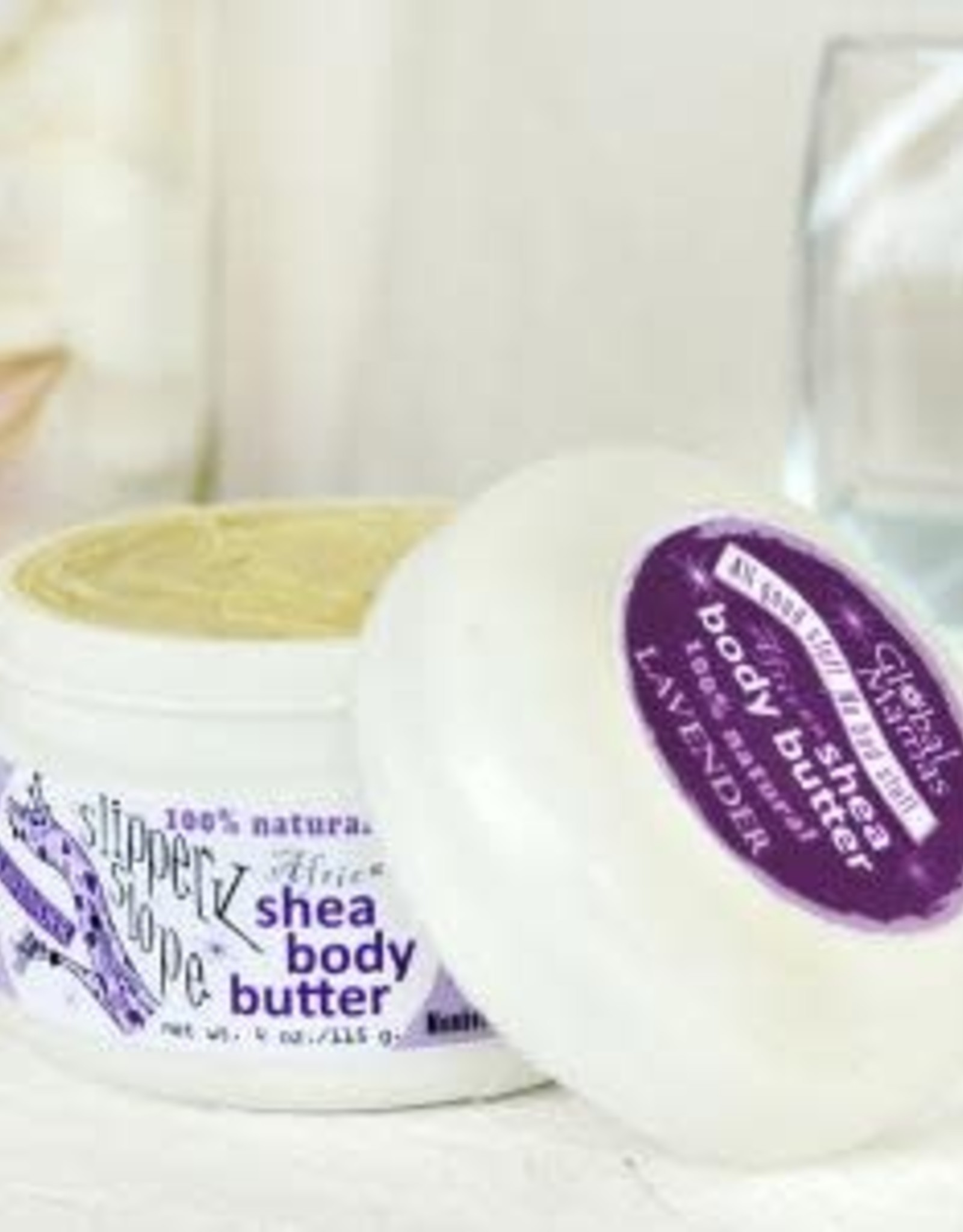 Shea Butter, Lavender