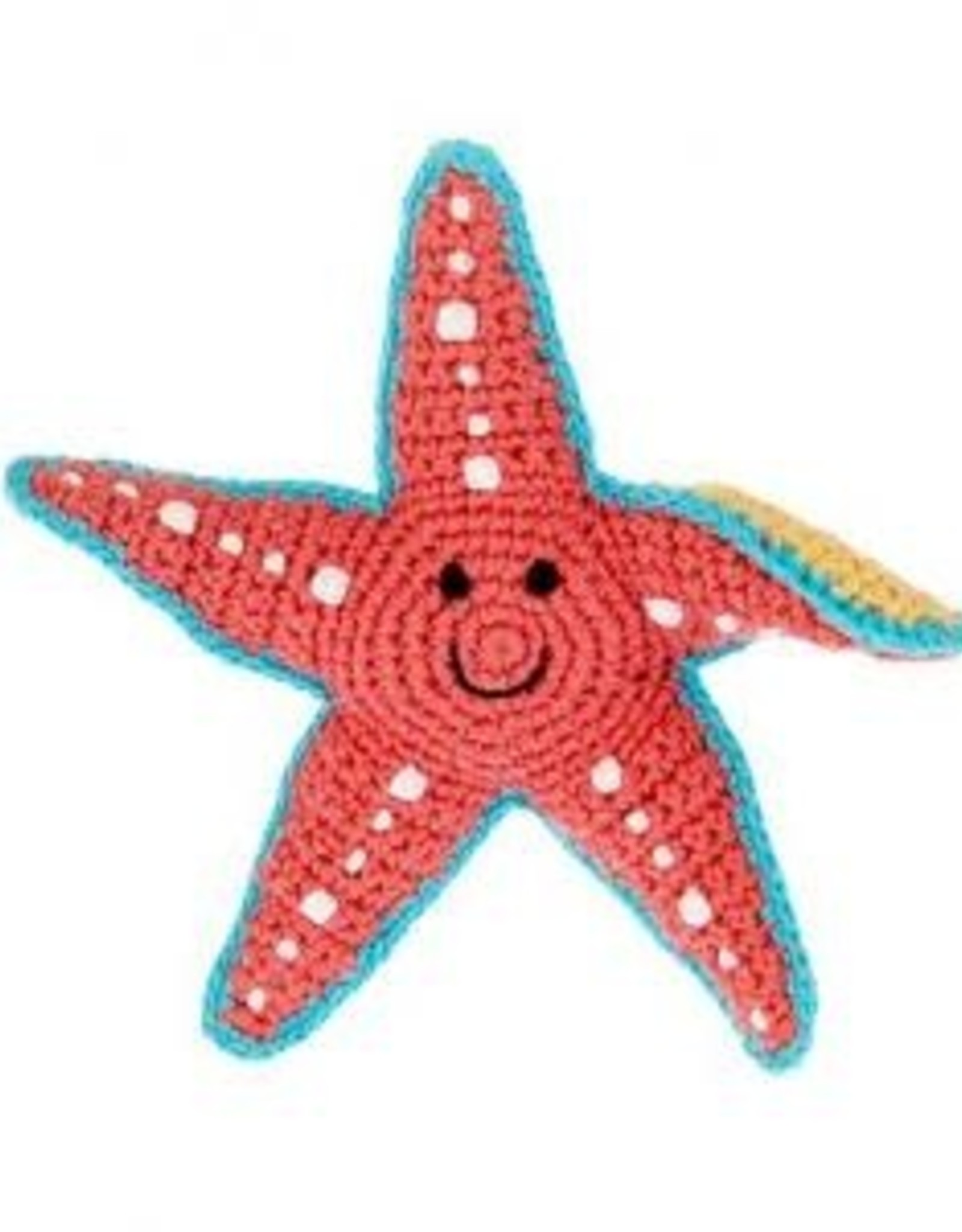 Bangladesh, Crocheted Starfish Rattles