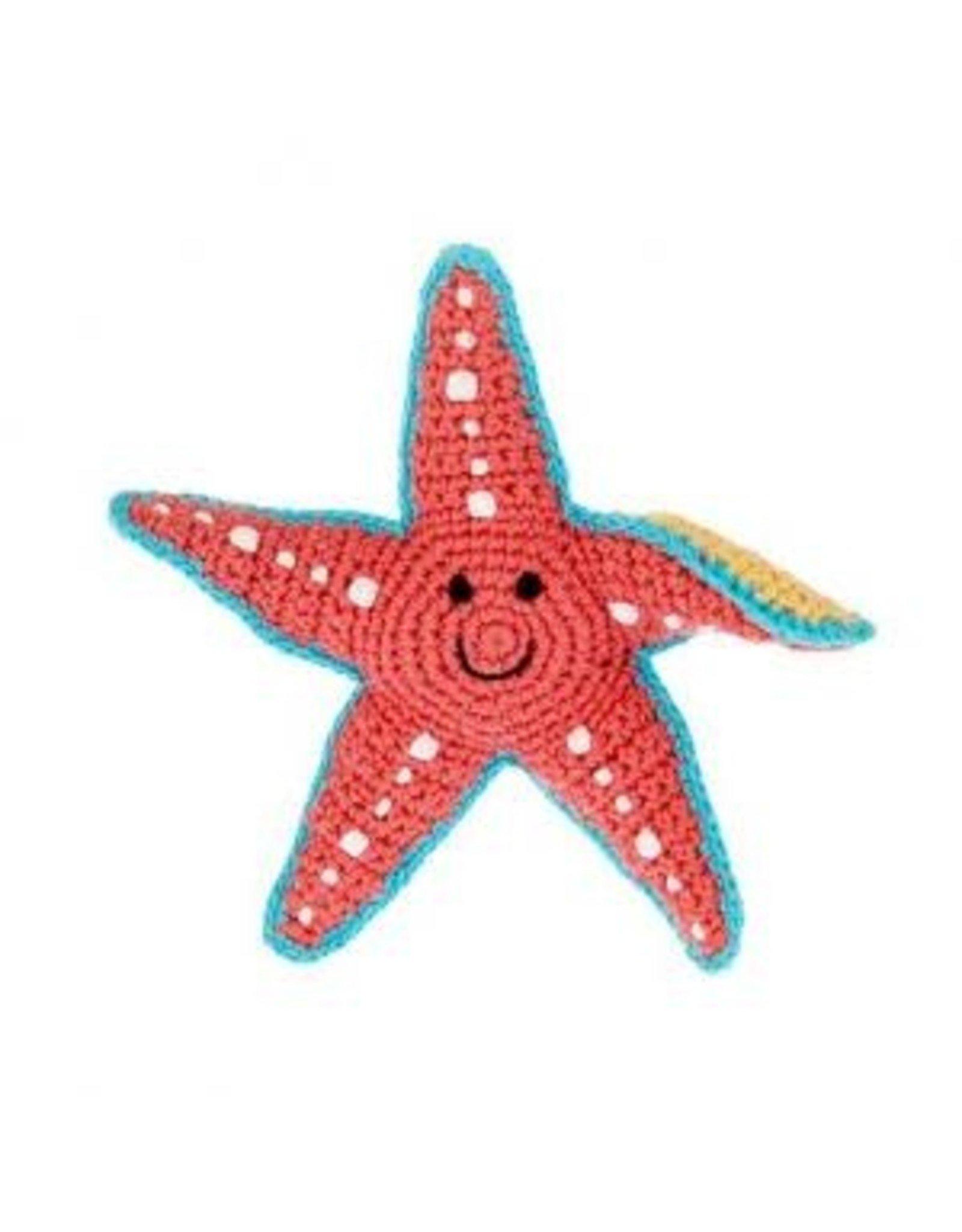 Crocheted Starfish Rattle, Bangladesh