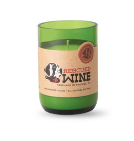 Rescued Soy Candle, Cabernet