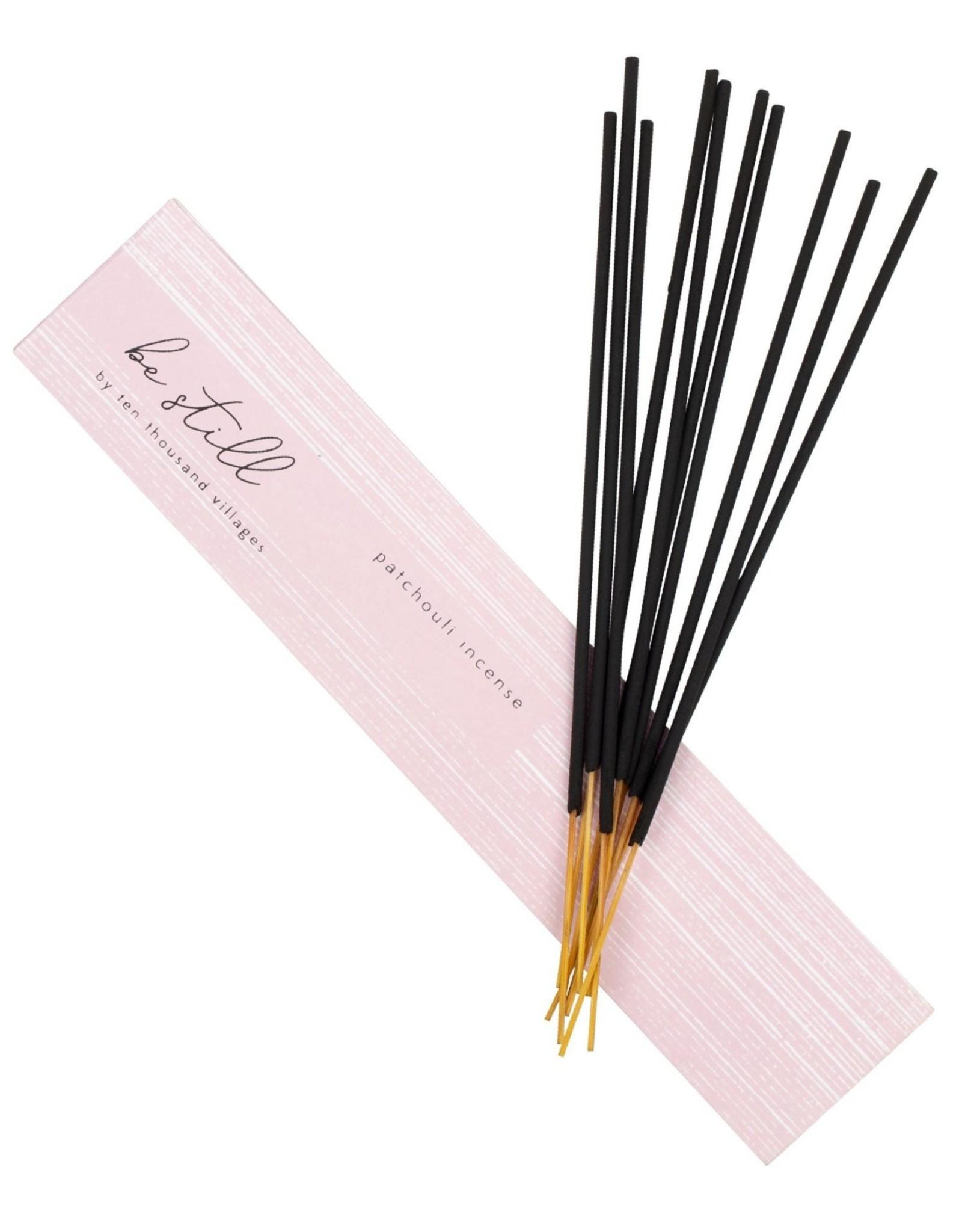 feb19 India, Stick Incense Patchouli