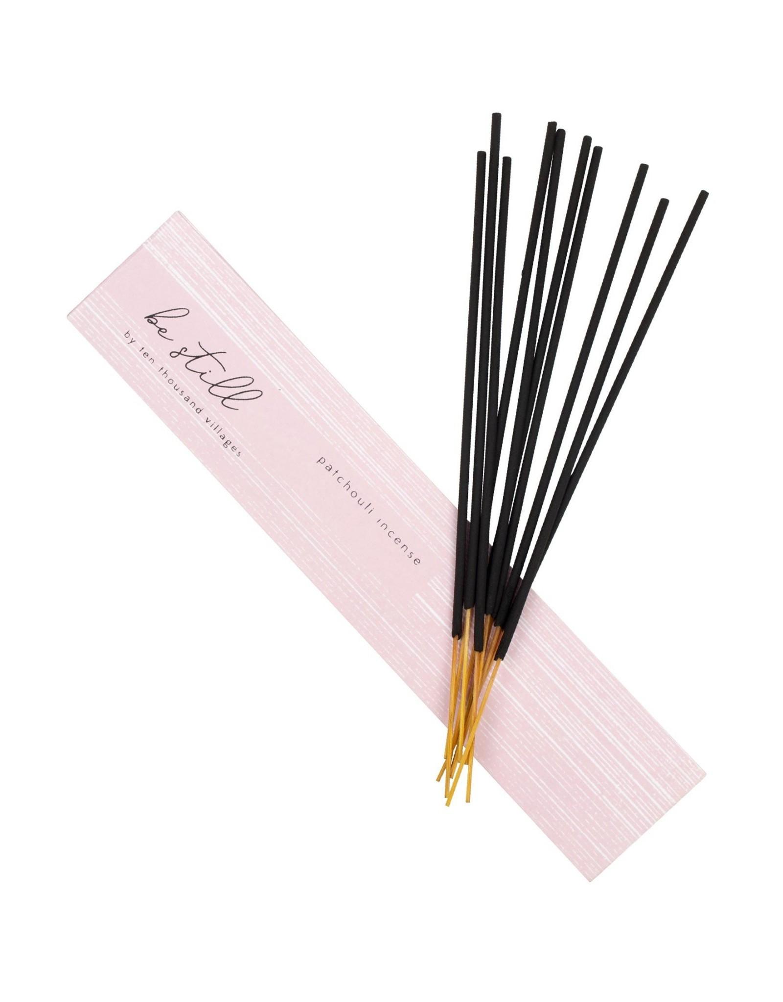 feb19 Stick Incense Patchouli,  India