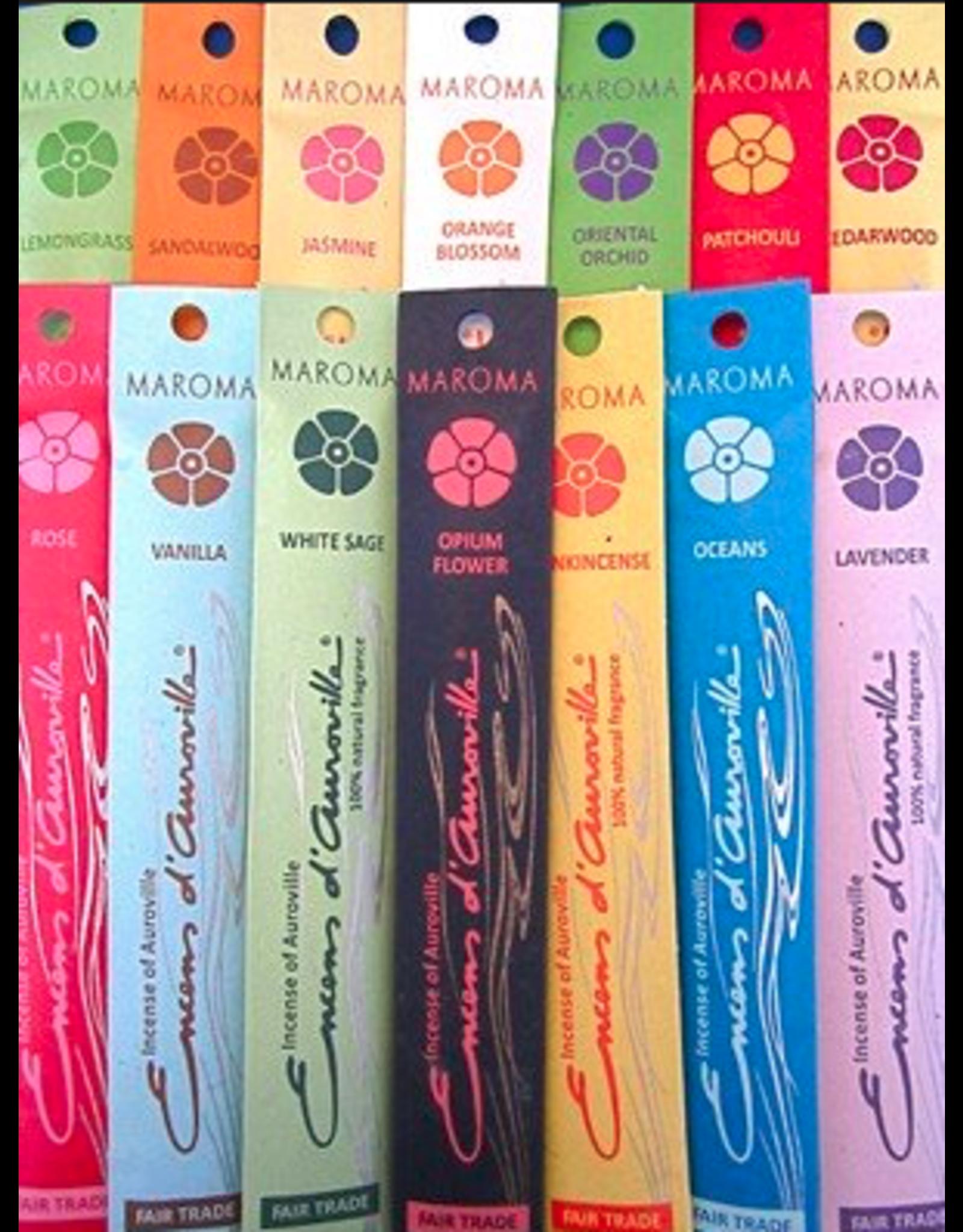 feb19 India, Stick Incense Vanilla