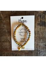 Kantha Connection Bracelet, Hope