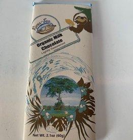River-Sea, Organic Milk Chocolate