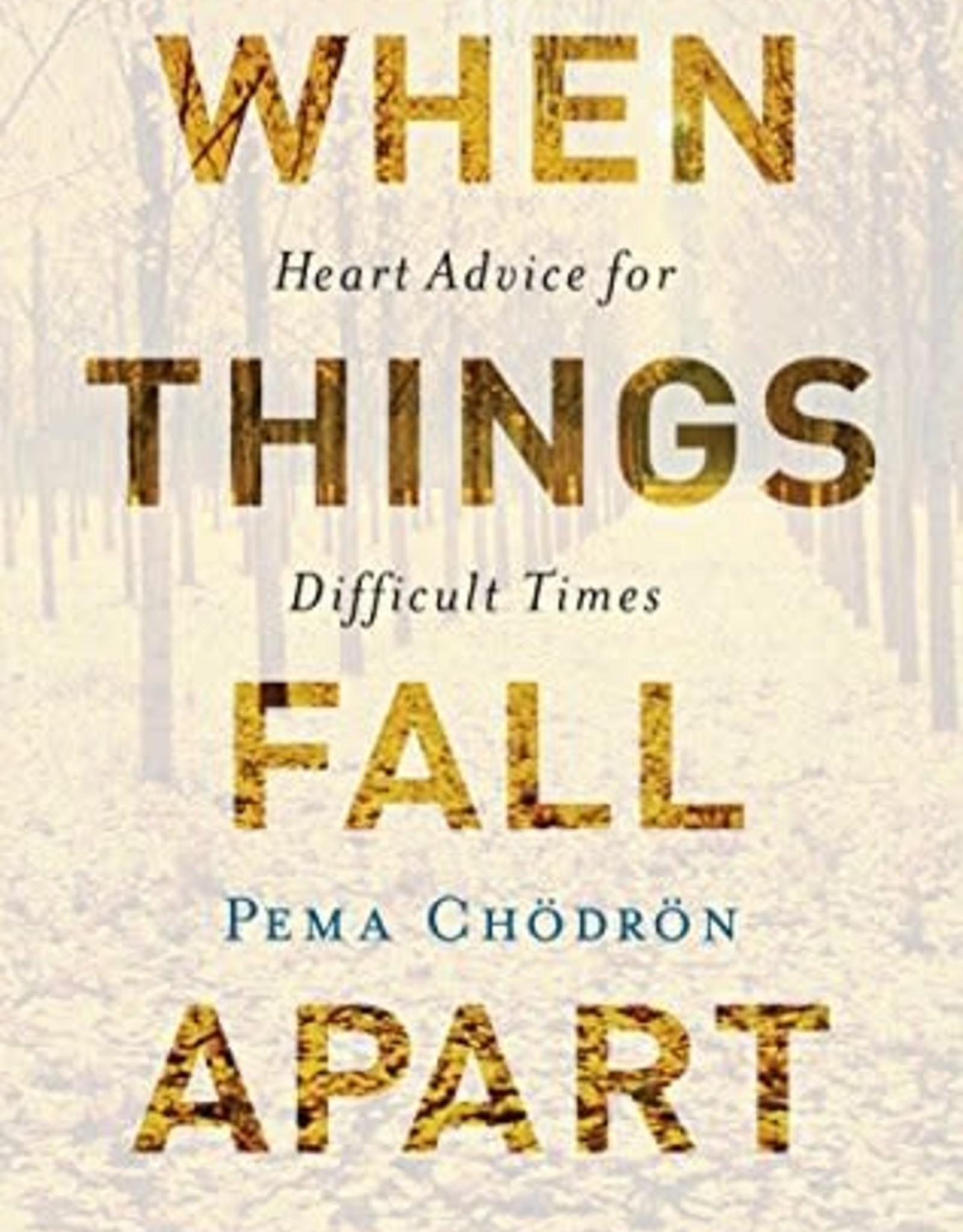 When Things Fall Apart Book