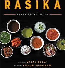 Rasika Cook Book