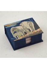 Note Box, Three Elephants