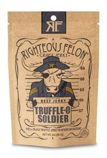 Truffle O Soldier Beef Jerky