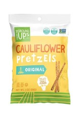 Cauliflower Pretzel Sticks