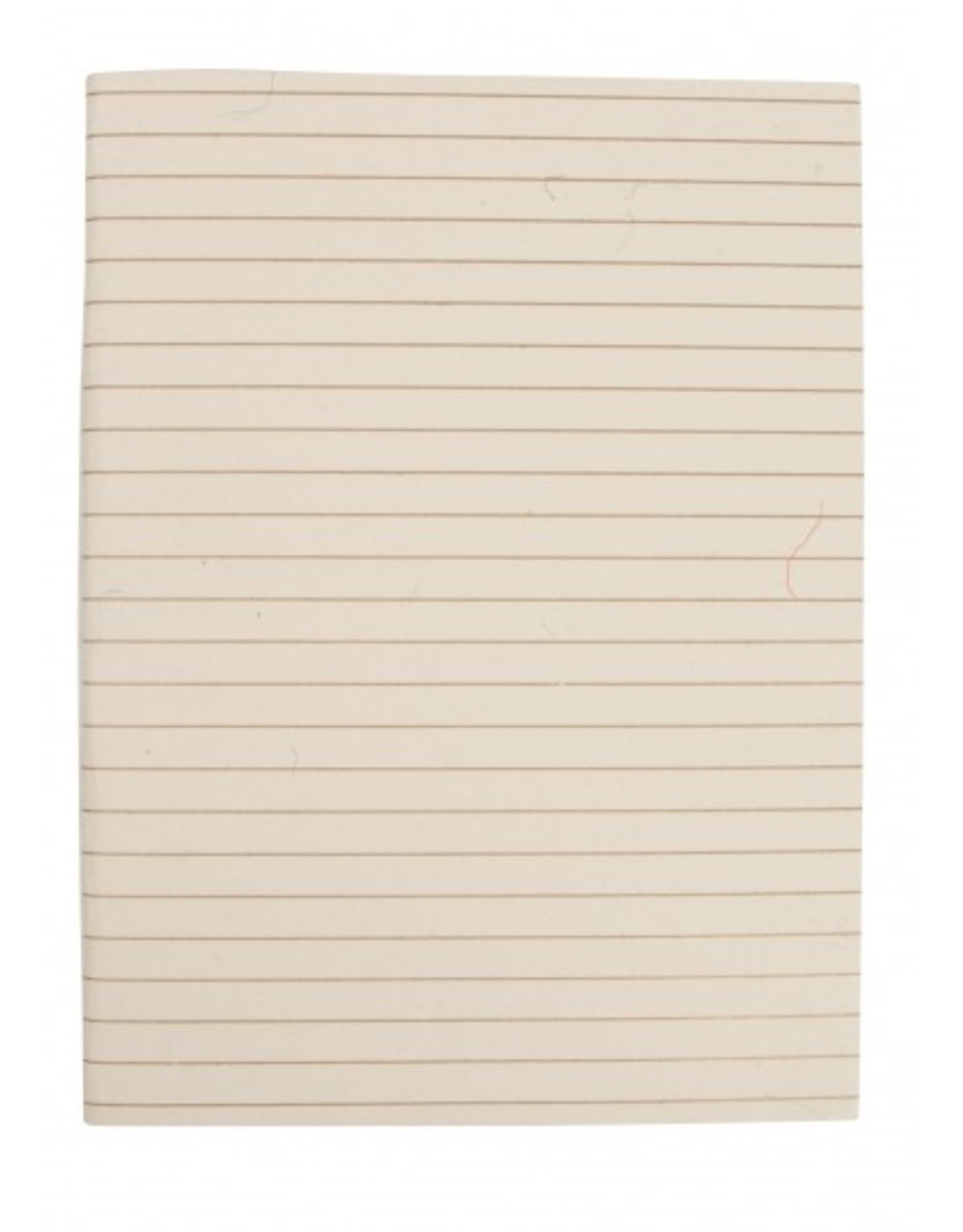 Lined Paper Journal Insert