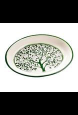 Tree of Life Ceramic Platter