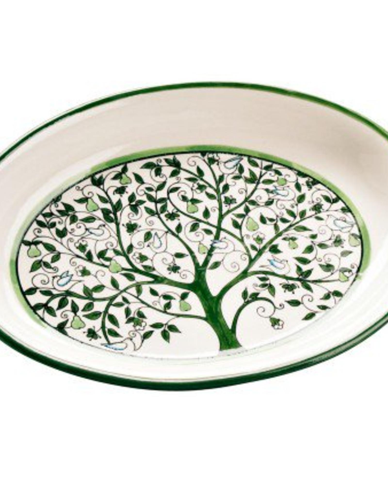 West Bank, Tree of Life Ceramic Platter