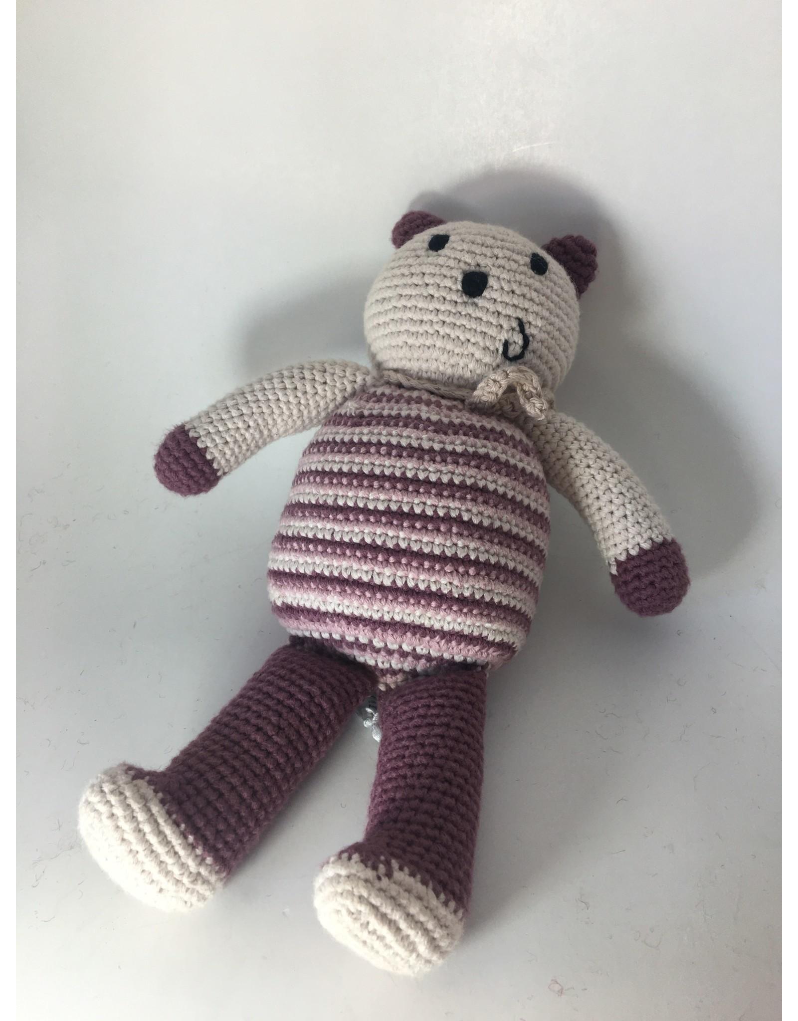 Organic Bear - Purple