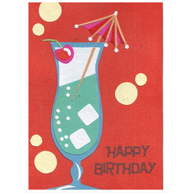 Cocktail Birthday