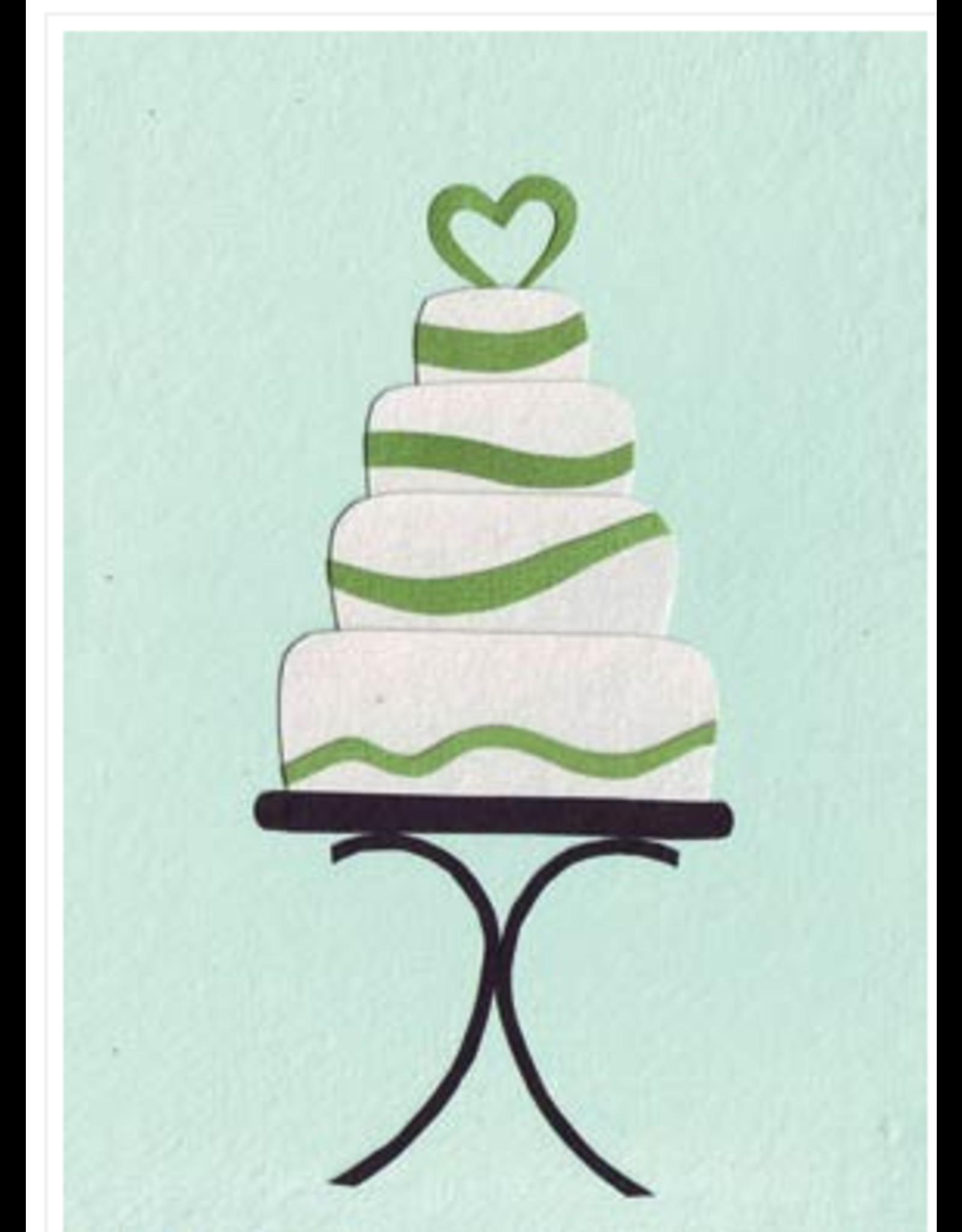 This Wedding Takes the Cake
