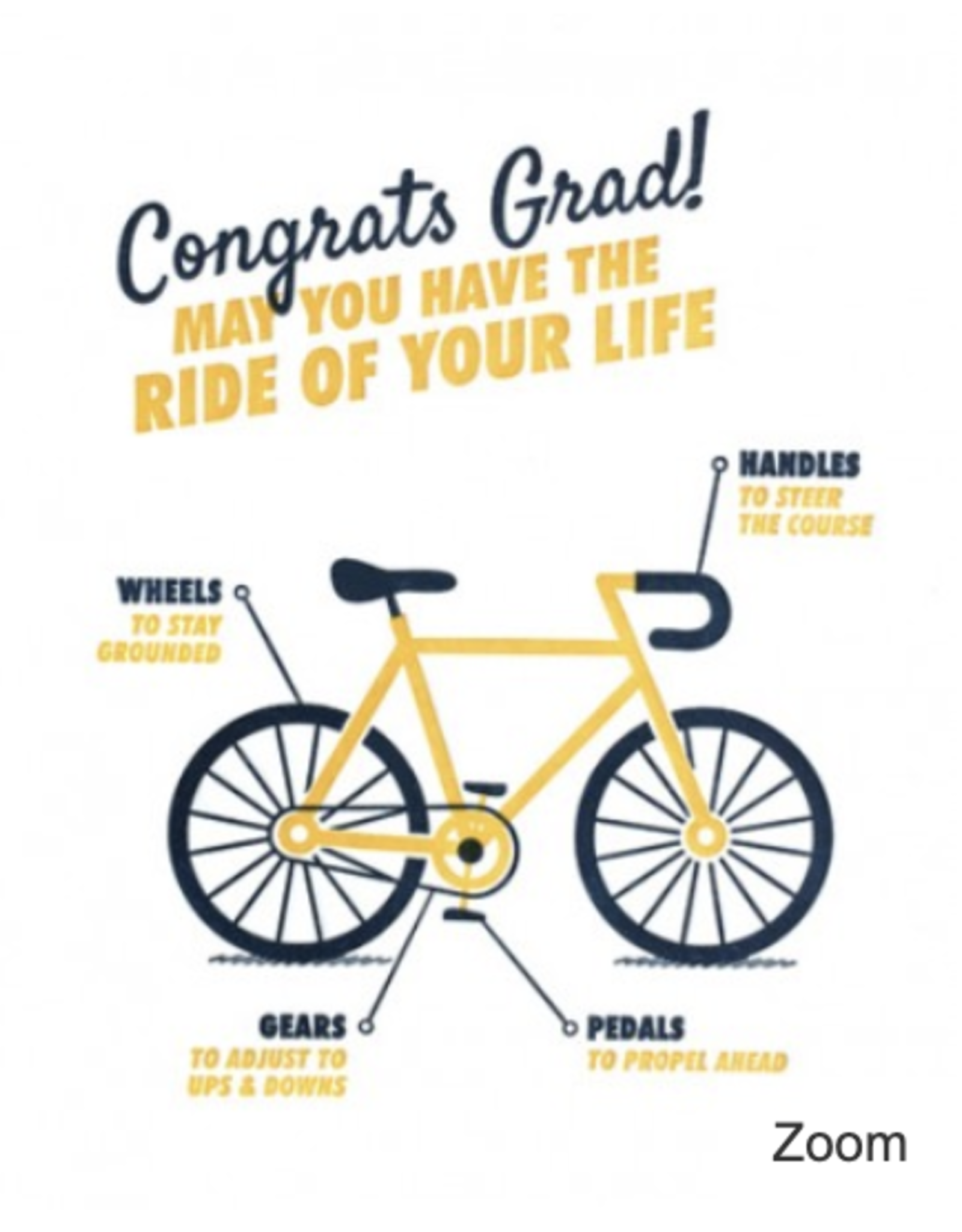 Graduation Bicycle