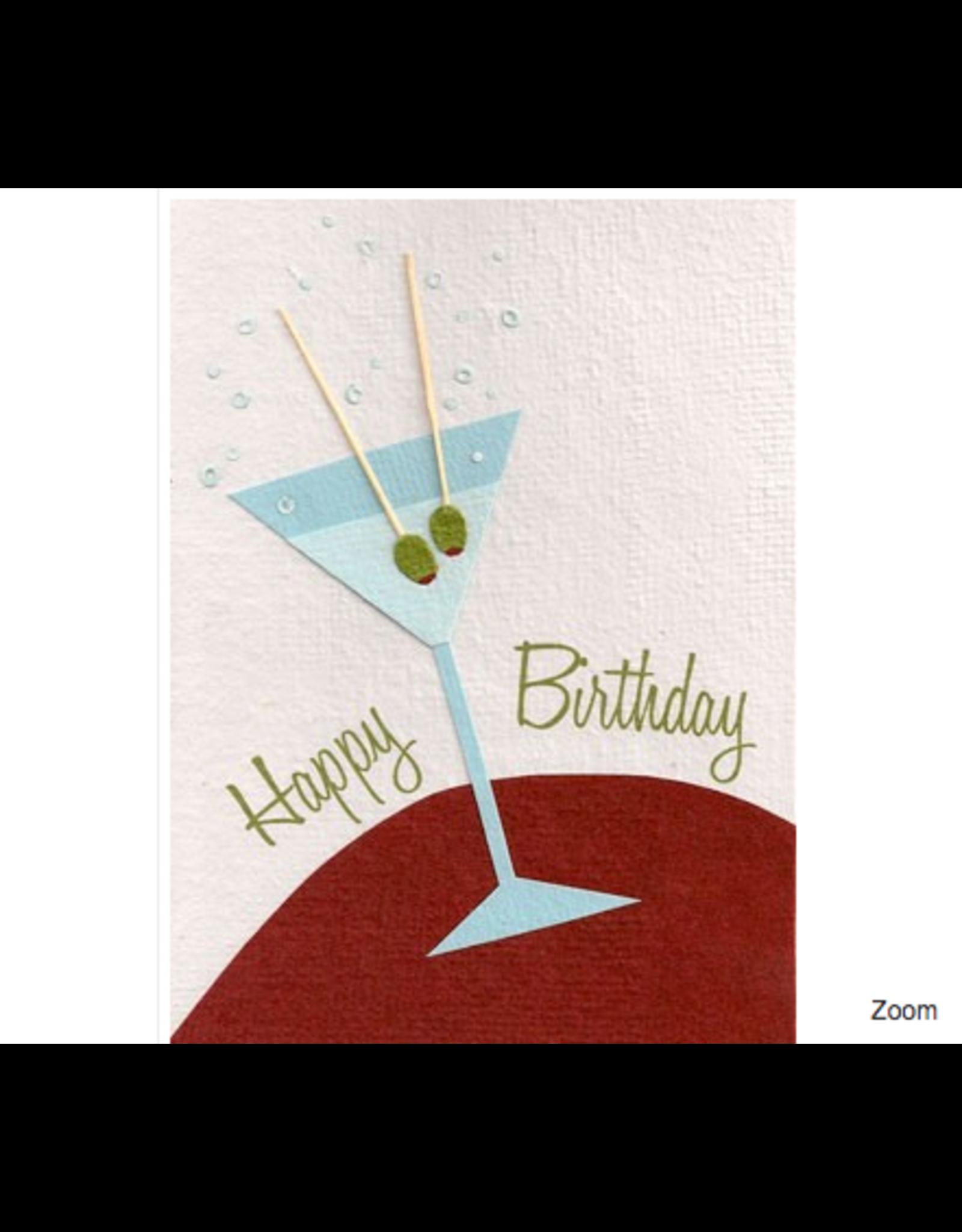 Birthday Martini
