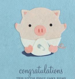 Little Piggy Congrats