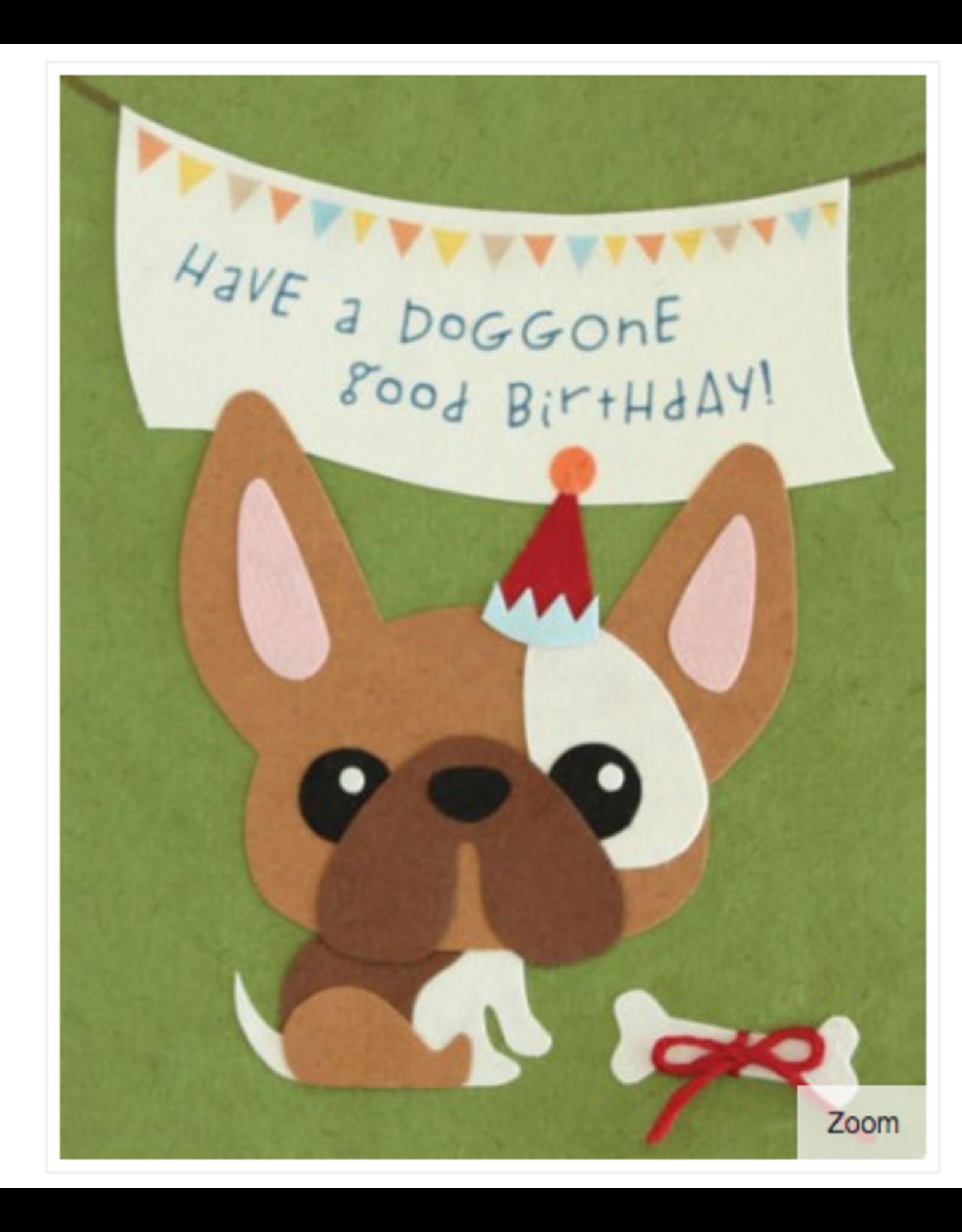 Doggone Birthday Card, Philippines