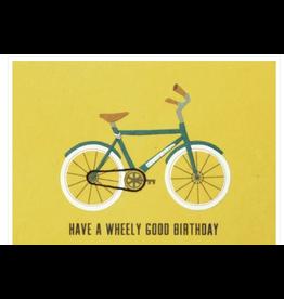Wheely Good Birthday Greeting Card, Philippines