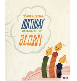 Birthday Doesn't Blow
