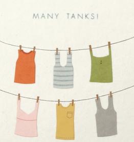 Many Tanks!