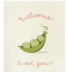 Welcome Sweet Pea