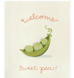 Welcome Sweet Pea