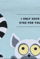Only Eyes for You Card