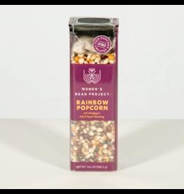 Rainbow Popcorn w/ Salt and Pepper