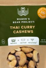 Thai Curry Cashews