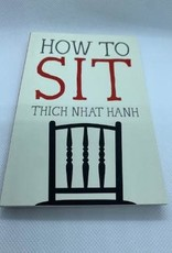 How To Books:  How to Sit