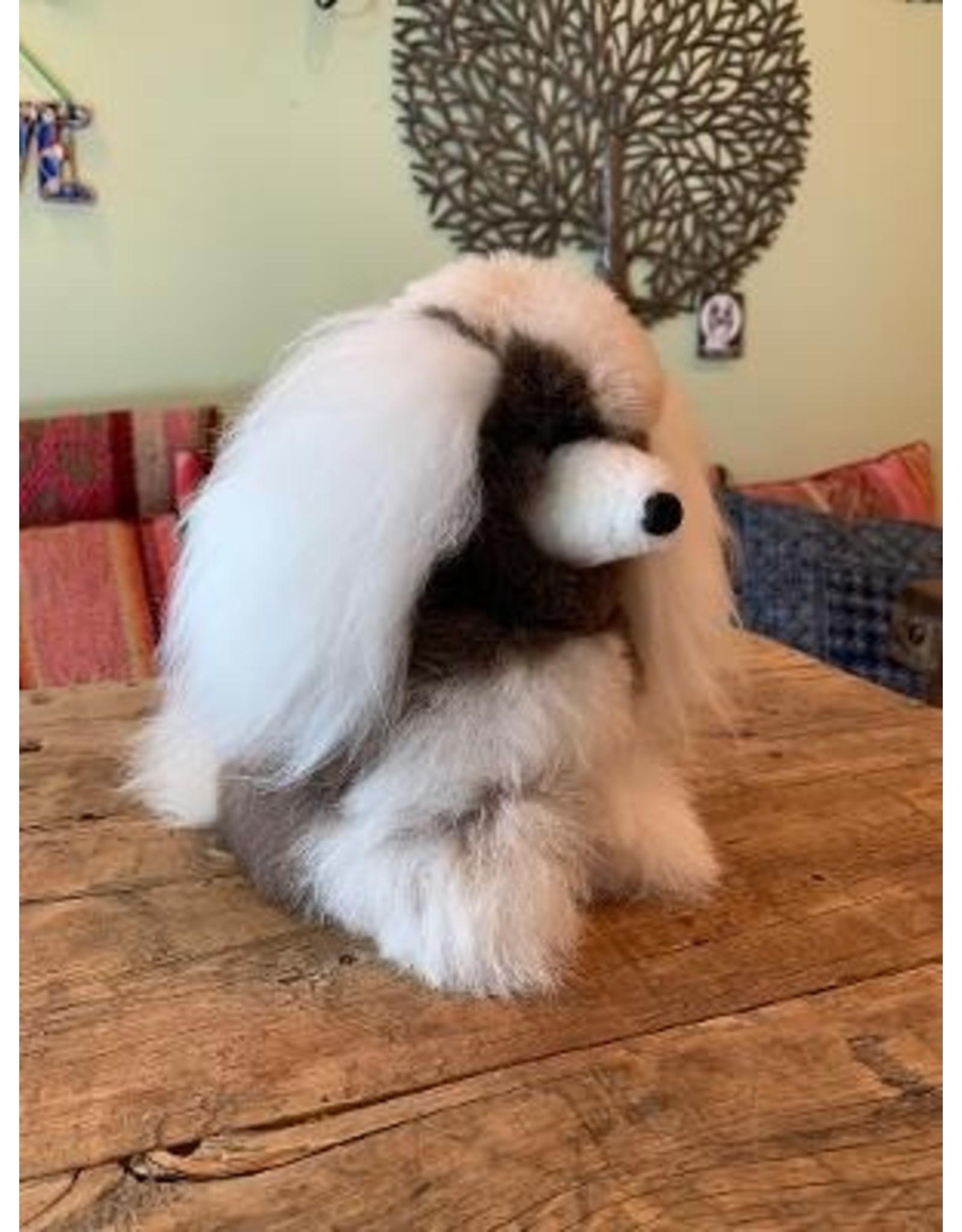 Peru, Alpaca Fur Animal Doggie Large
