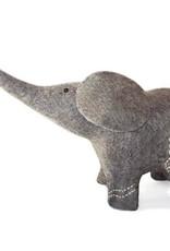 Nepal, Felt Animals Elephant