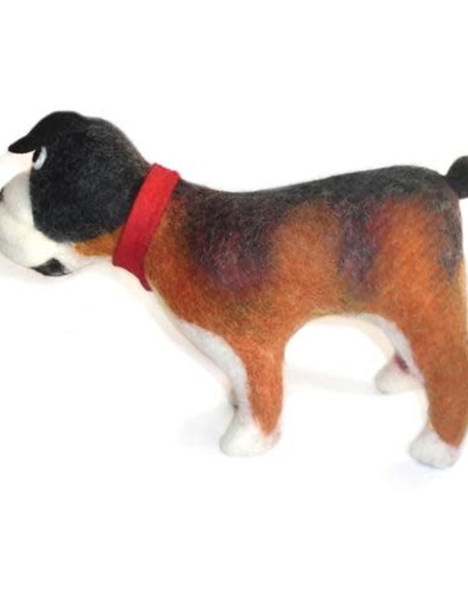 Nepal, Felt Animals Bull Dog