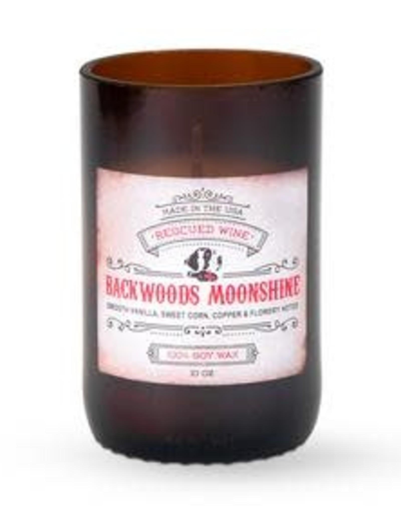 Rescue, Candles Backwoods Moonshine