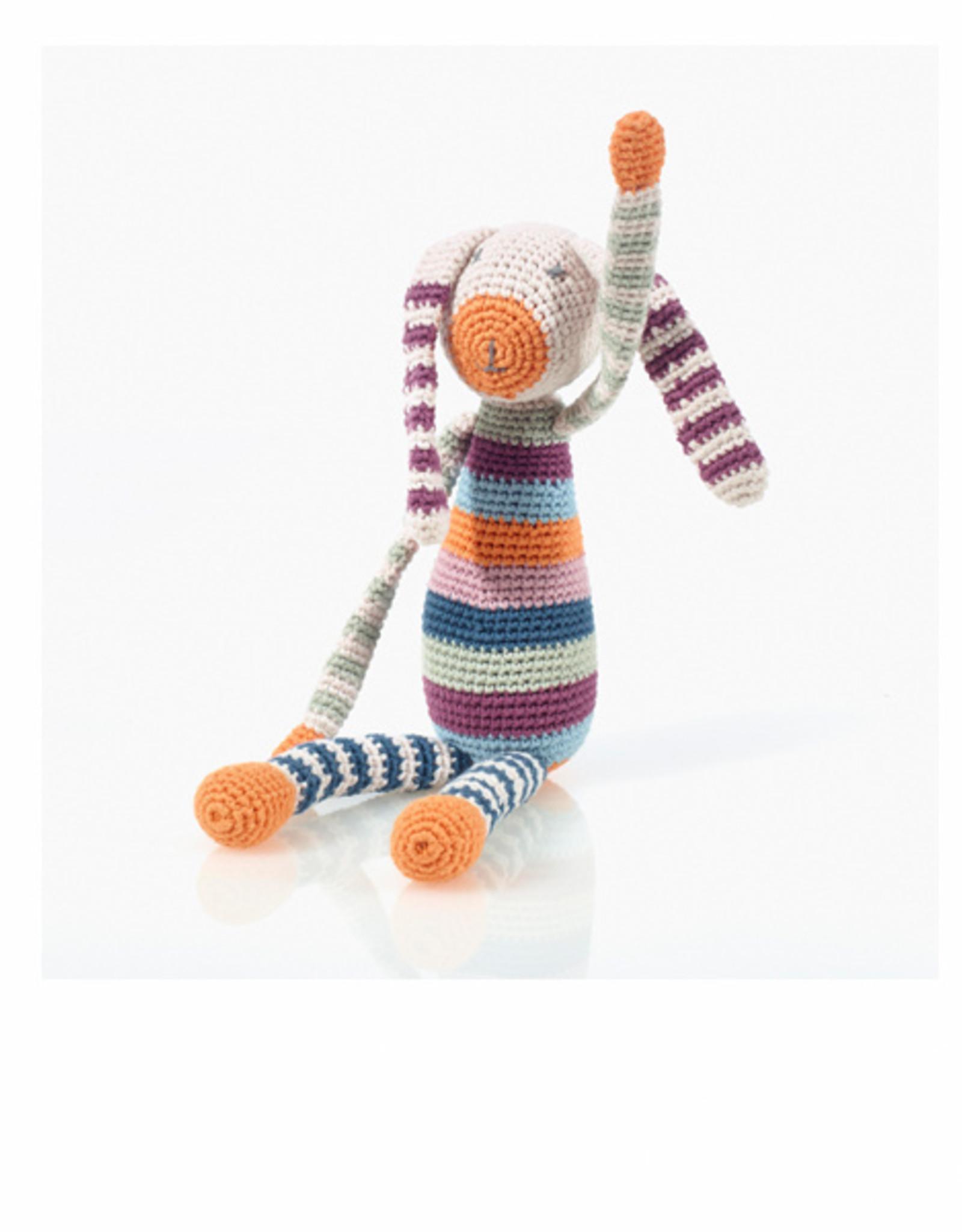 Hanging Stripe Bunny