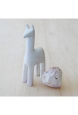 Natural Soapstone Llama, Soapstone,