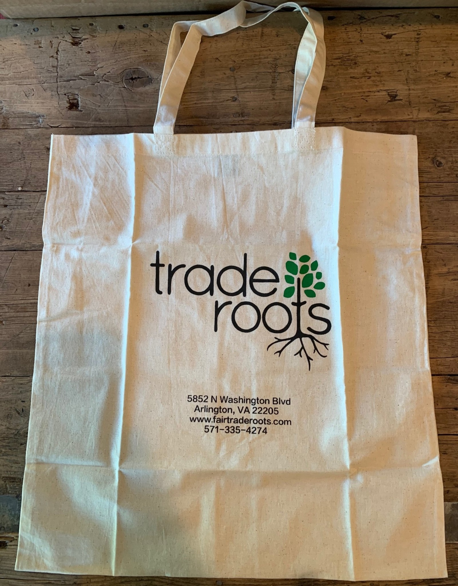 Trade Roots Cotton Bag
