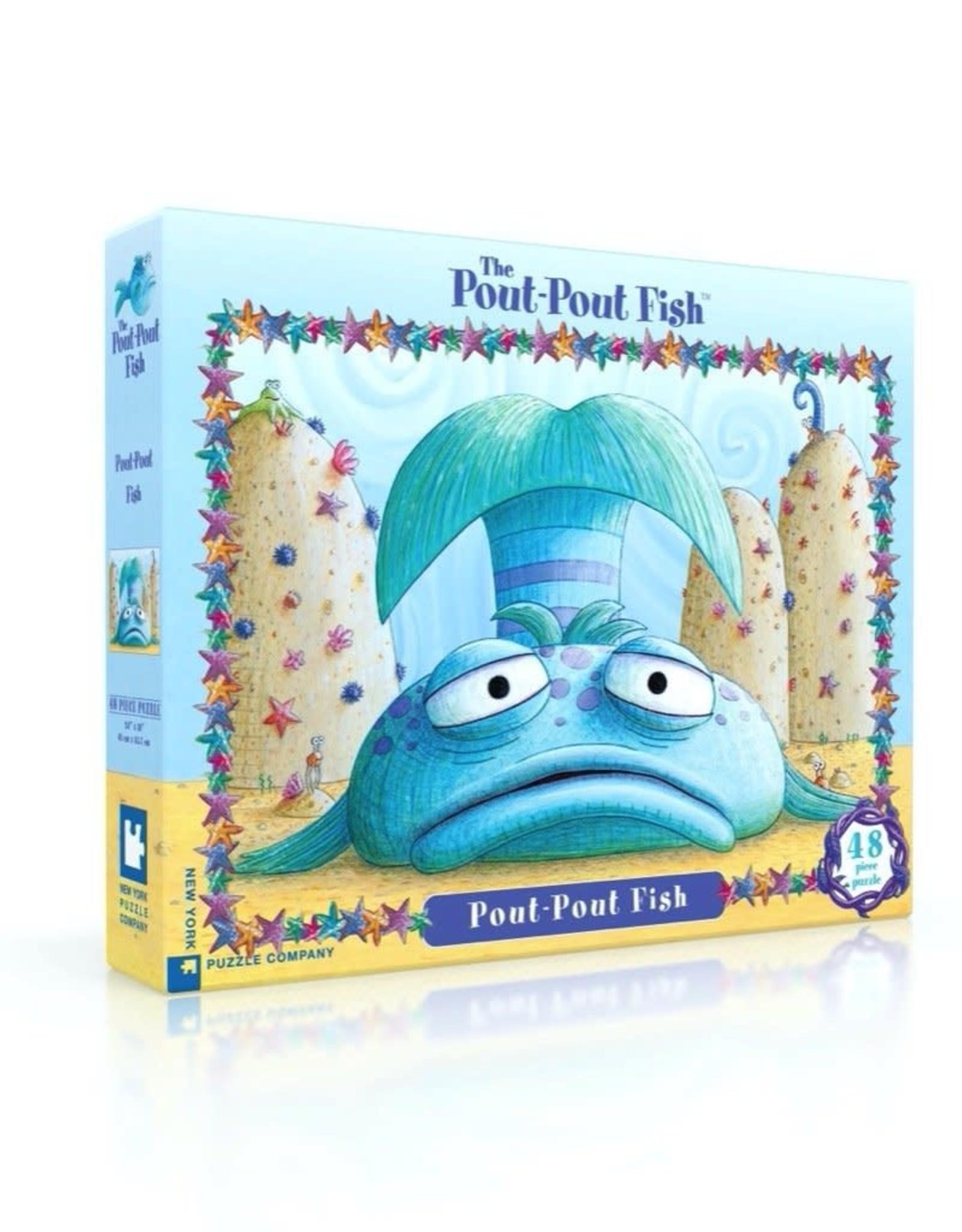 Pout  Pout Fish Puzzle