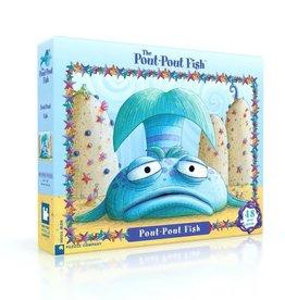 Pout  Pout Fish Puzzle, 48 pieces