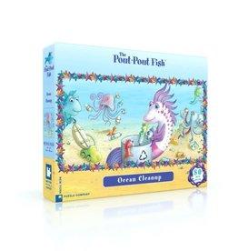 Pout Pout Ocean Cleanup Puzzle, 48 pieces