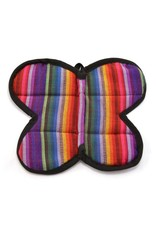 Butterfly Pot Holder