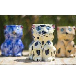 Cat Mug, Guatemala