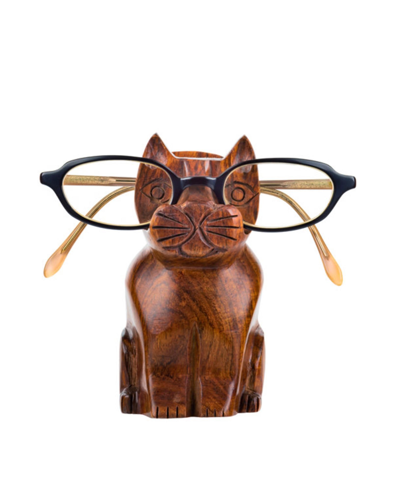 Cat Eyeglass Holder, India