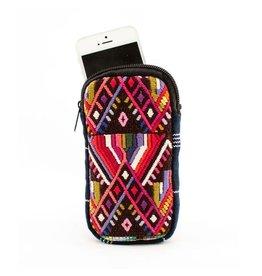 Smart Phone/Cross Body Bag, Guatemala