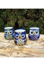 Owl Mug, Guatemala